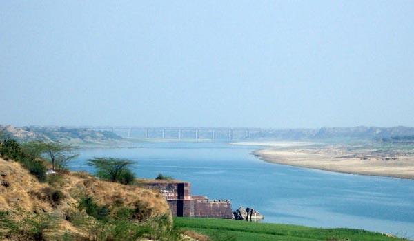 Chambal River in Madhya Pradesh
