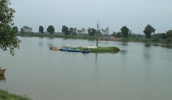 indravati River in Madhya Pradesh