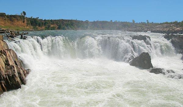 Narmada River in Madhya Pradesh
