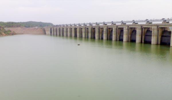 Sone River in Madhya Pradesh