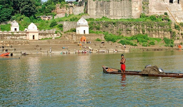 Tapti River in Madhya Pradesh