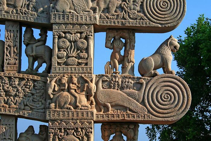 Sanchi Madhya Pradesh