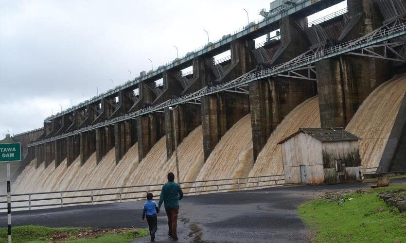 Tawa Dam Madhya Pradesh